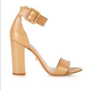 """Diane von Furstenberg leather """"Ulrica"""" sandals"""